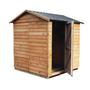 pinehaven timber garden shed